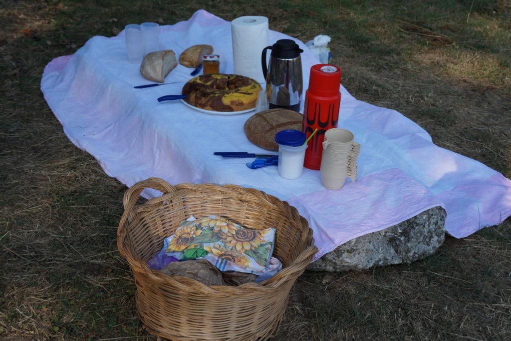 Campdigrano_colazione sull'erba