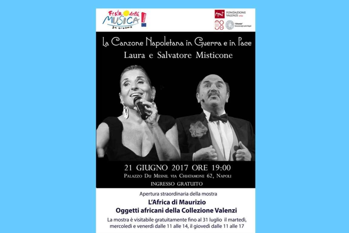 Concerto Scapece - Salvatore Misticone